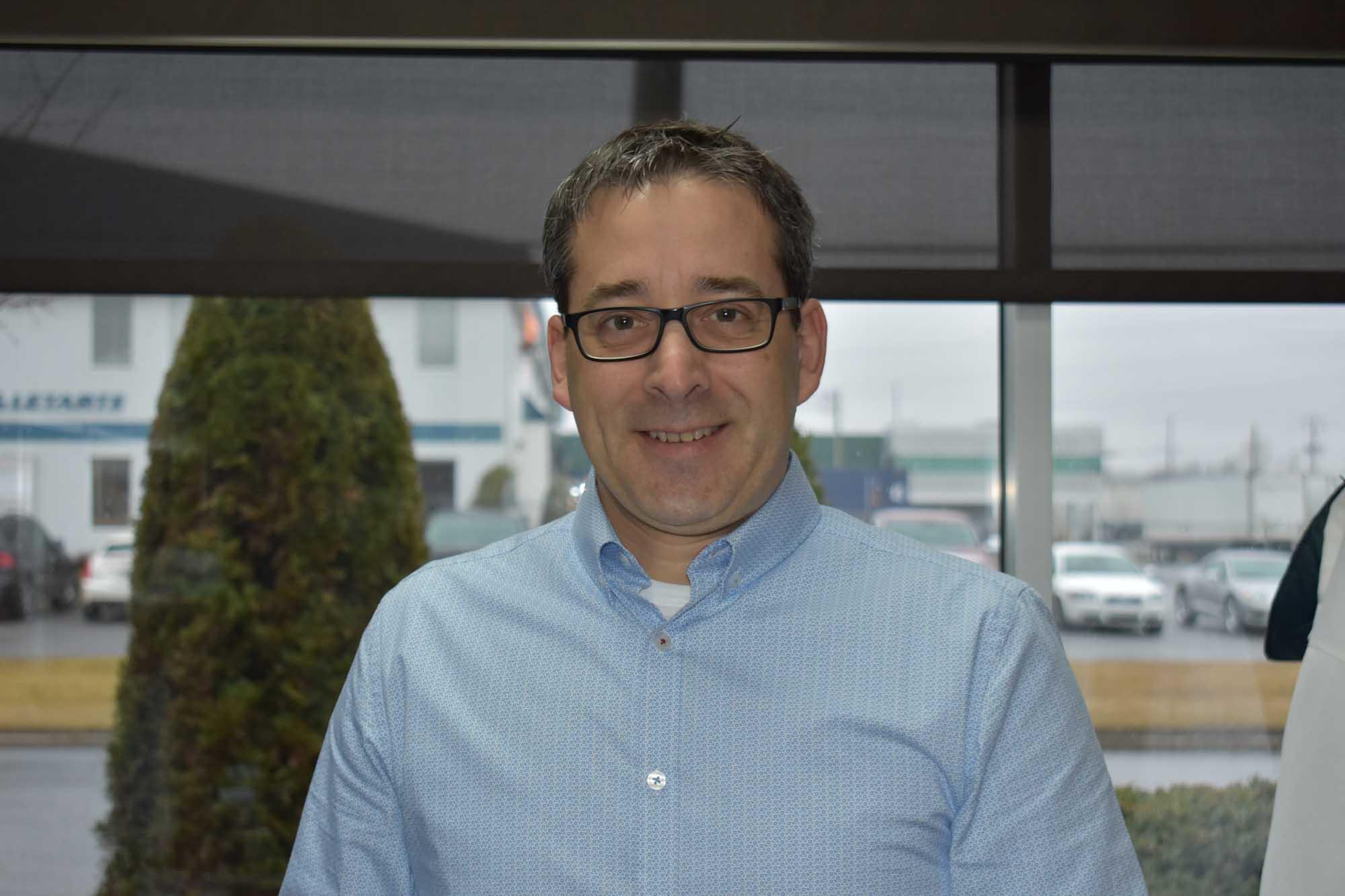 Directeur des opérations Marc Legris