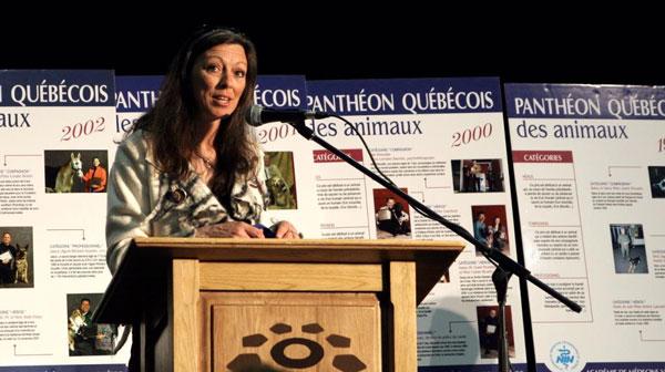 Fondation Corazon du Québec - Anne-Marie Josée Gauthier