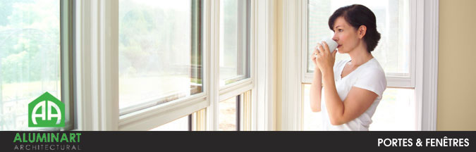 Portes et fenêtres - Aluminart
