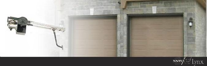 Ouvre-portes de garage - Lynx